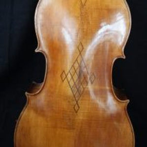 Cello – John Corsby 1828 with Affourtit classical bow