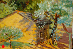 Shepherds hut SOLD