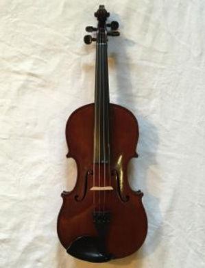Violin - Guanerius copy 'Brodrick-Barker'