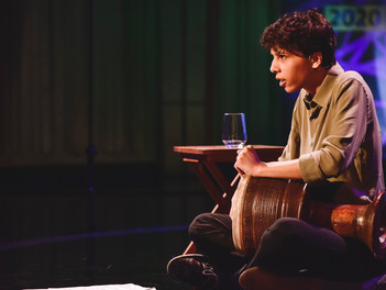 Toril Azzalini-Machecler reaches percussion final, BBC Young Musician 2020
