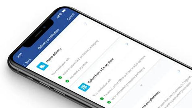 If you have a repeat prescription from your GP, you can order your medication from your mobile phone or tablet using the Co-op Health app. No need to call anyone or visit a pharmacy.