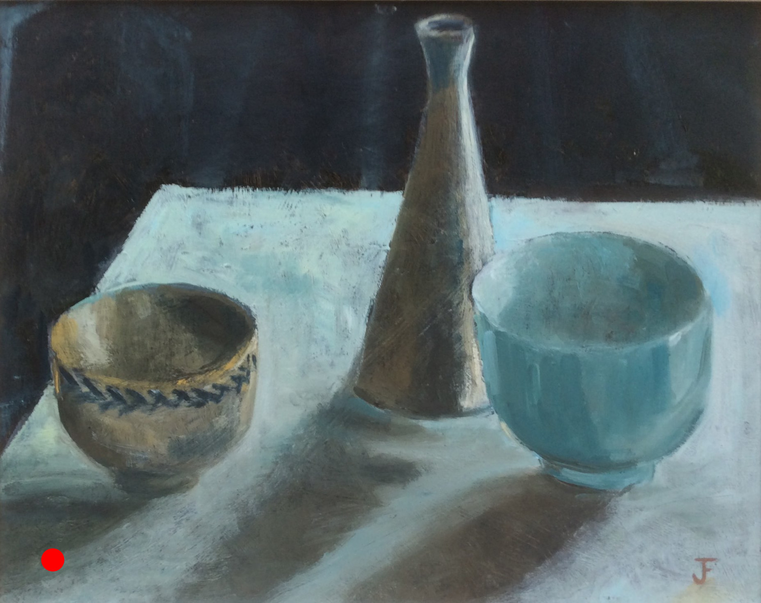Bowl still life oil 36.5x29.5_SOLD