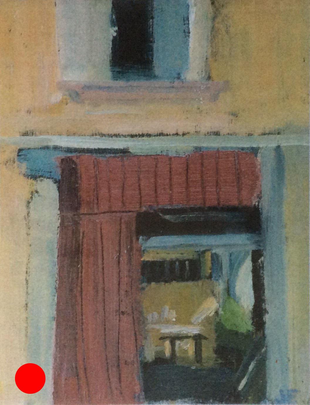 Doorway in Les Bassacs SOLD