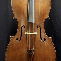 Cello - attrib George Corsby, 'Rocke' wi