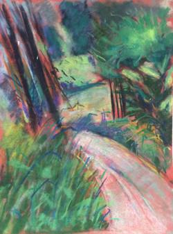 Pathway pastel 42x41