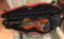 Violin - Chirone, 'McIntosh' & weichold