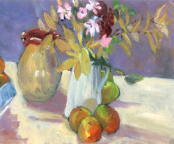 Fruit and flowers Oil