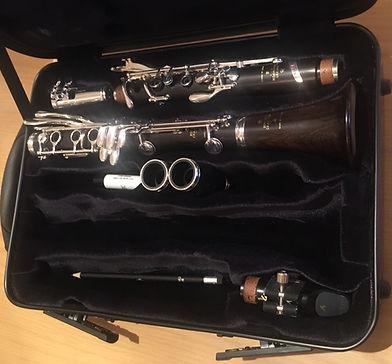 Clarinet A - Buffet, 'Donovan'