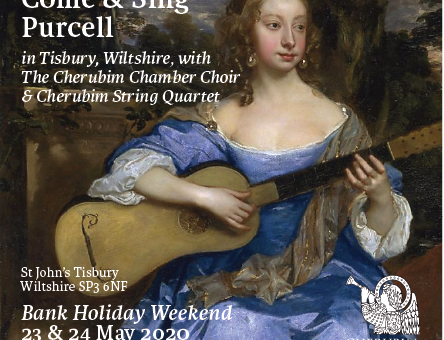 Tickets now on sale for our weekend of Purcell