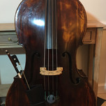 Double Bass - Hungarian 'Gabriel Steer'.