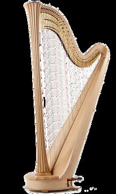 Harp – L&H 100 - 'Lady Lucille Wallace Curzon'
