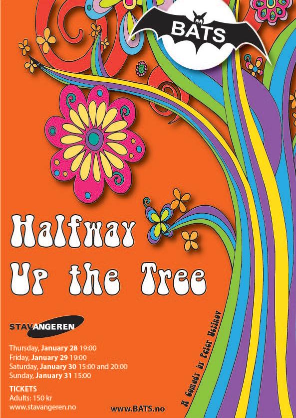 Halfway Poster
