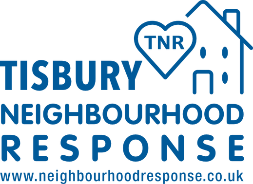 """We'd like to say a huge big """"thank you"""" to everyone who has signed-up to volunteer for Tisbury Neighbourhood Response, (TNR)."""