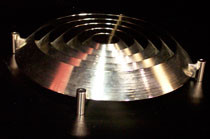 Plated Baffle Assembly