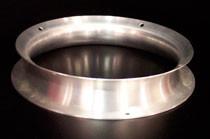 Spun Aluminum Ventury