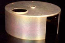 Spun & Machined Aluminum Housing
