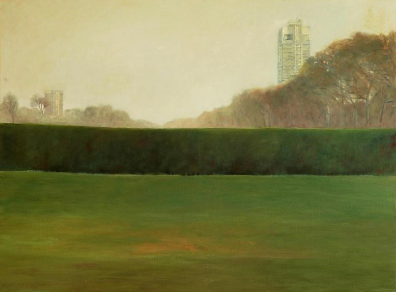 Hide Park, 100x130cm, oil canvas, 2005 (private collection)