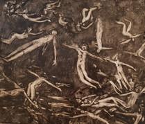 Limbo 2, 2016, 40x60cm, oil on panel