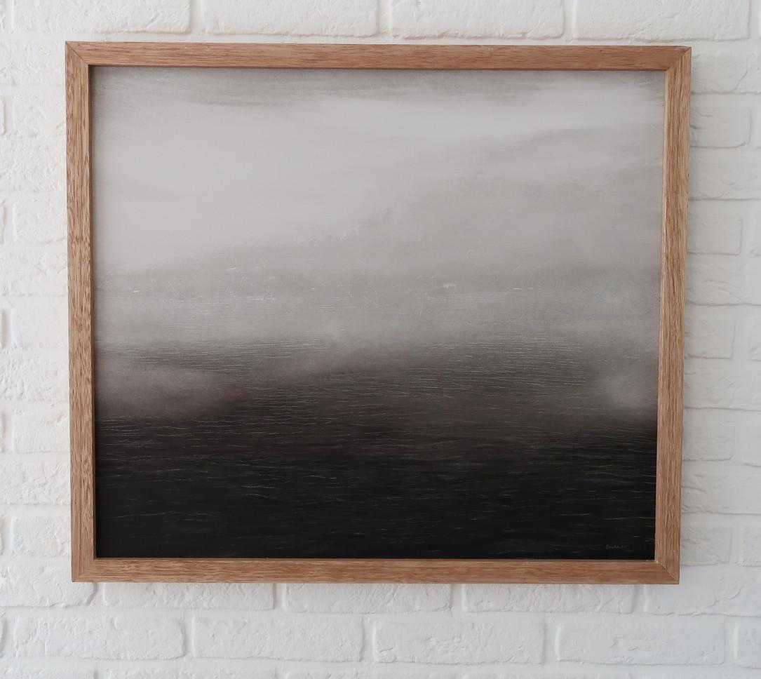 Lausanne lake, 64x74cm, oil on panel, framed, 2021.JPG