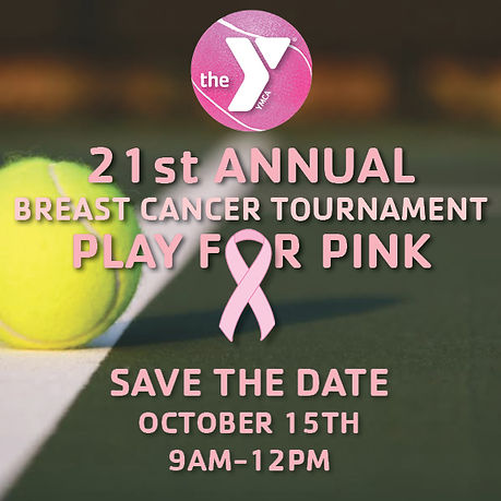 Breast Cancer Tournament Save the date.j