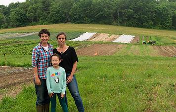Annaul Fund Chairs Meg, Sarah and Daught