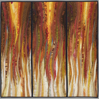 visions of autumn-1--40x40 inches--moder