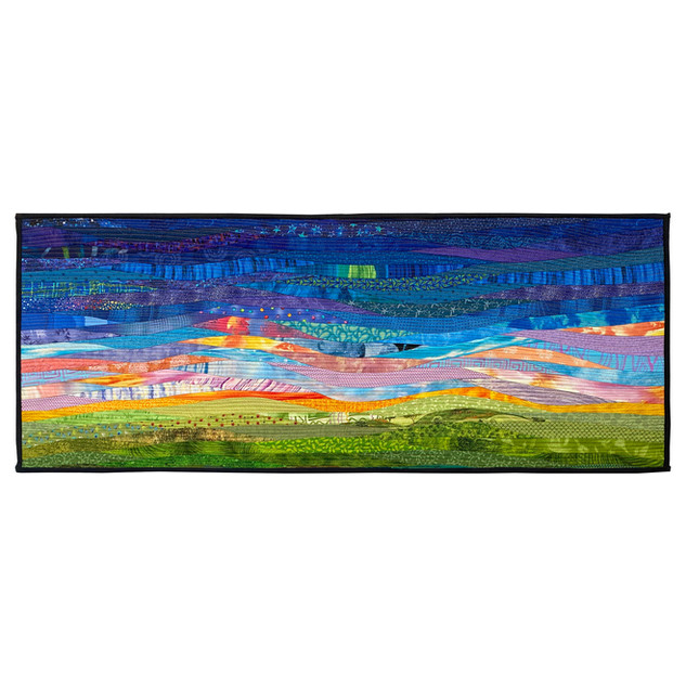dancing-on-the-meadow--ann-brauer--quilt