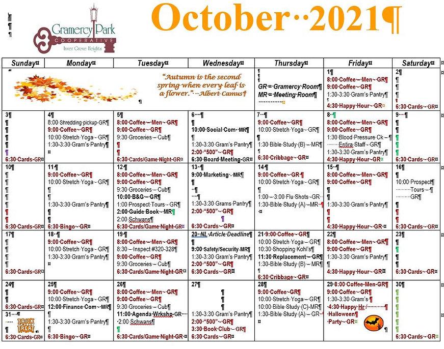 October 21 Calendar.JPG