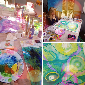 Art retreat in the heart of the cotswold