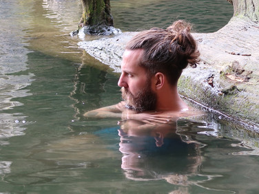 Breathwork & cold water immersion