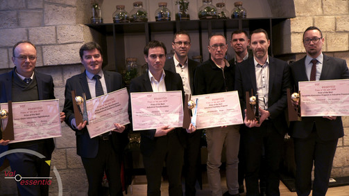 Valessentia Prizes of the Year 2018
