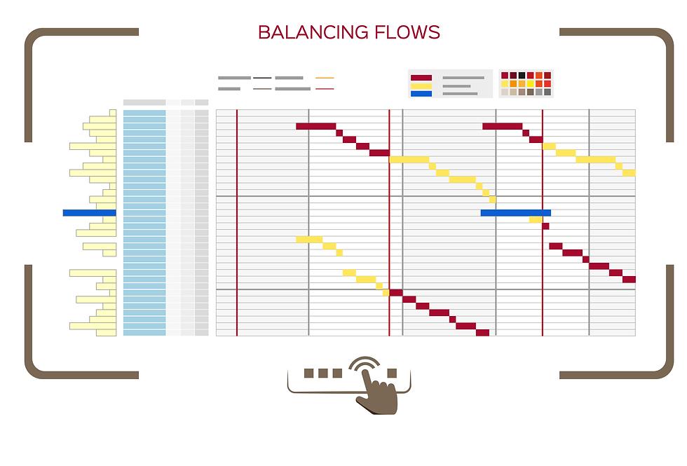Balancing Flows solution