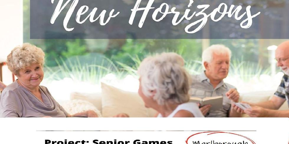 Senior SERVE    New Horizons