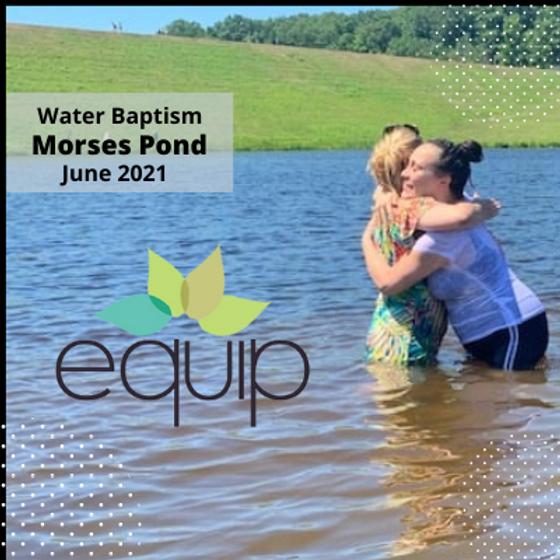 Water Baptism | Sunday June 2021