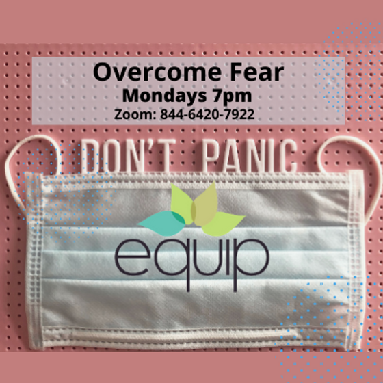 Don't Panic || Every Monday 7pm