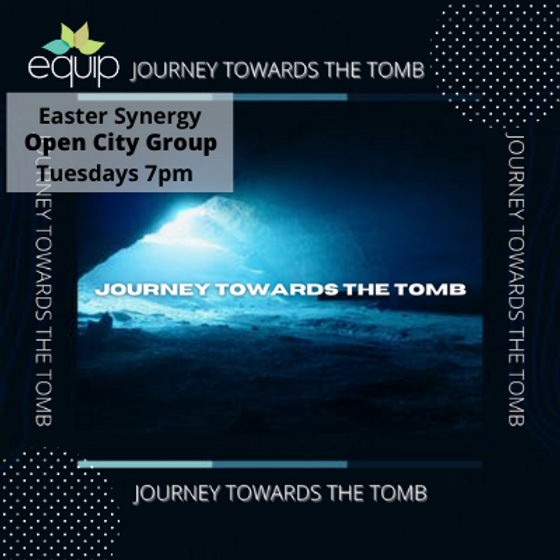 Tuesdays 7pm  ||  3/2-3/30 Easter Series