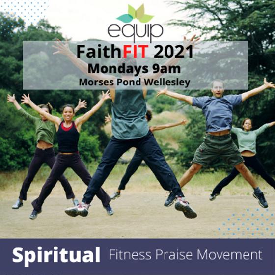 FaithFIT || Every Monday 9am