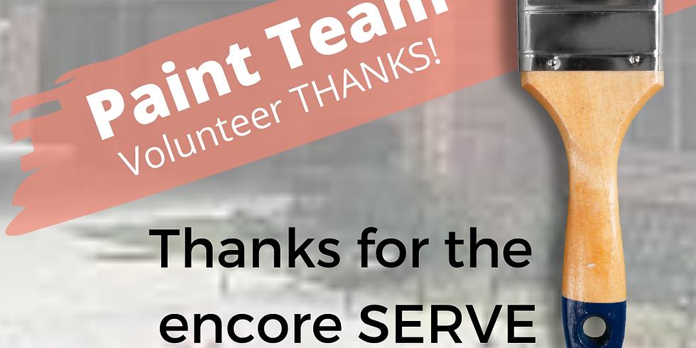 Volunteer Signups Needed