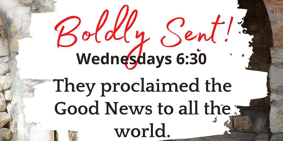 Midweek Family Night Bible Study