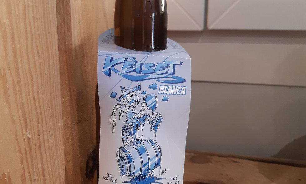 Bière Kèiset blanche 75cl
