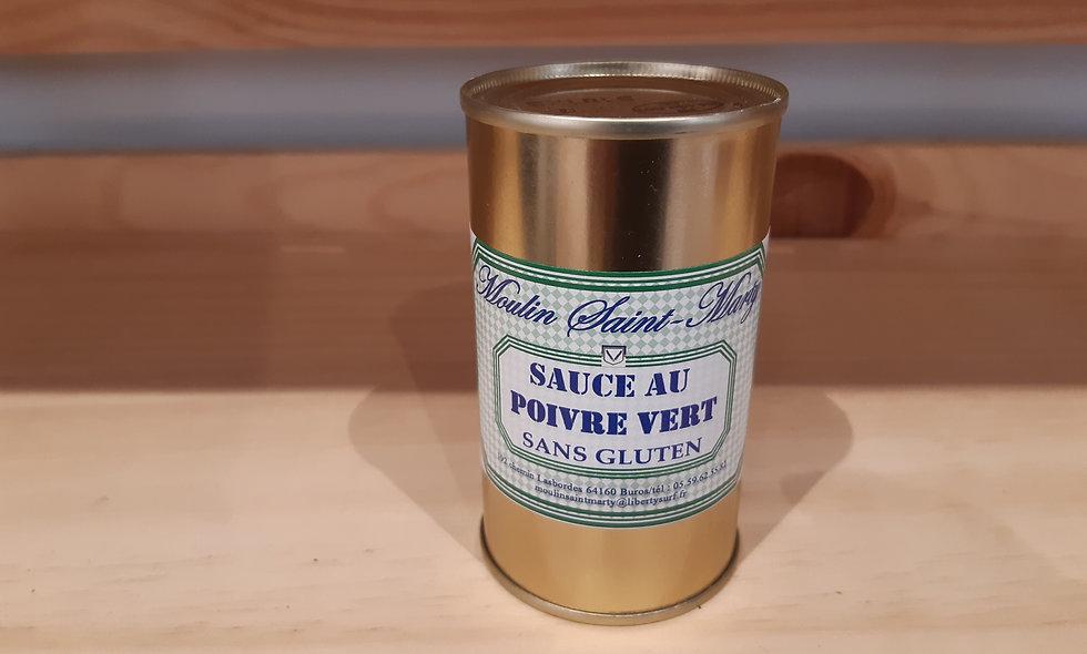 Sauce au poivre vert 190g