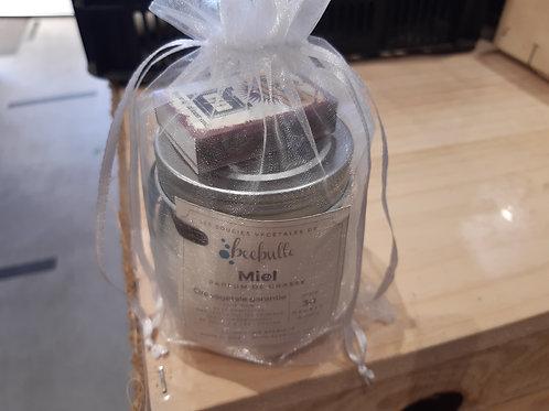 Bougie parfumée Beebulle