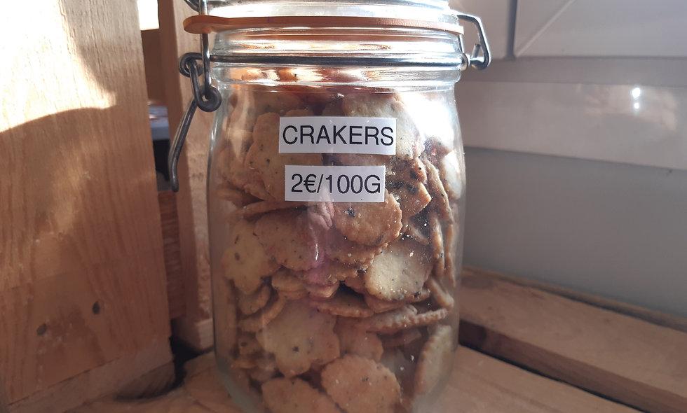 Crackers (100g)