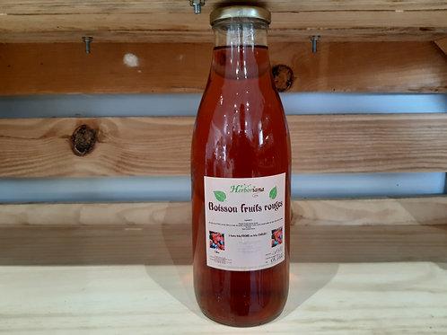 Boisson fruits rouges 1L