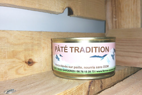 Pâté Tradition 180g