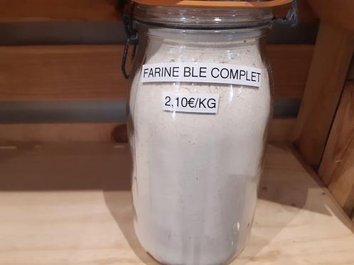 Farine de blé complet (500g)