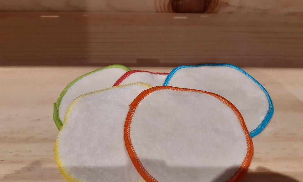 Disque démaquillant lavable (unité)
