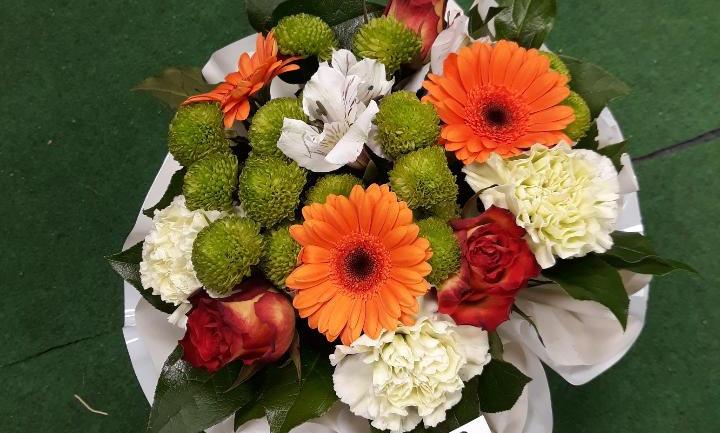 Bouquet Mandarine