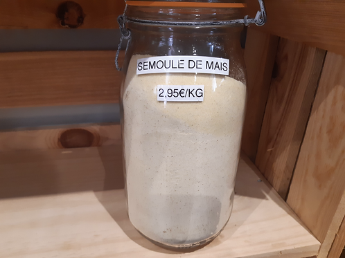Semoule de Maïs (500g)