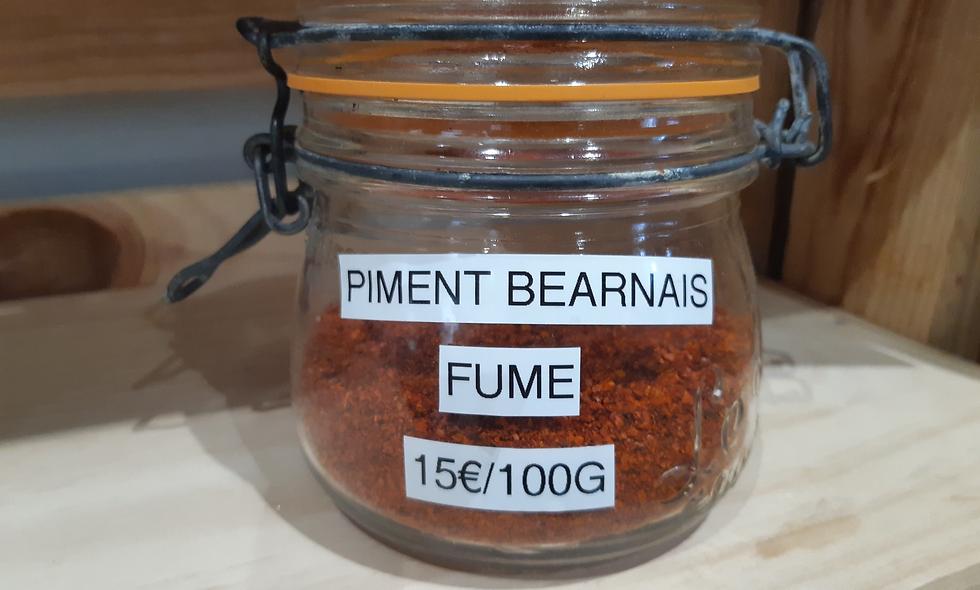 Piment du Béarn fumé 20g